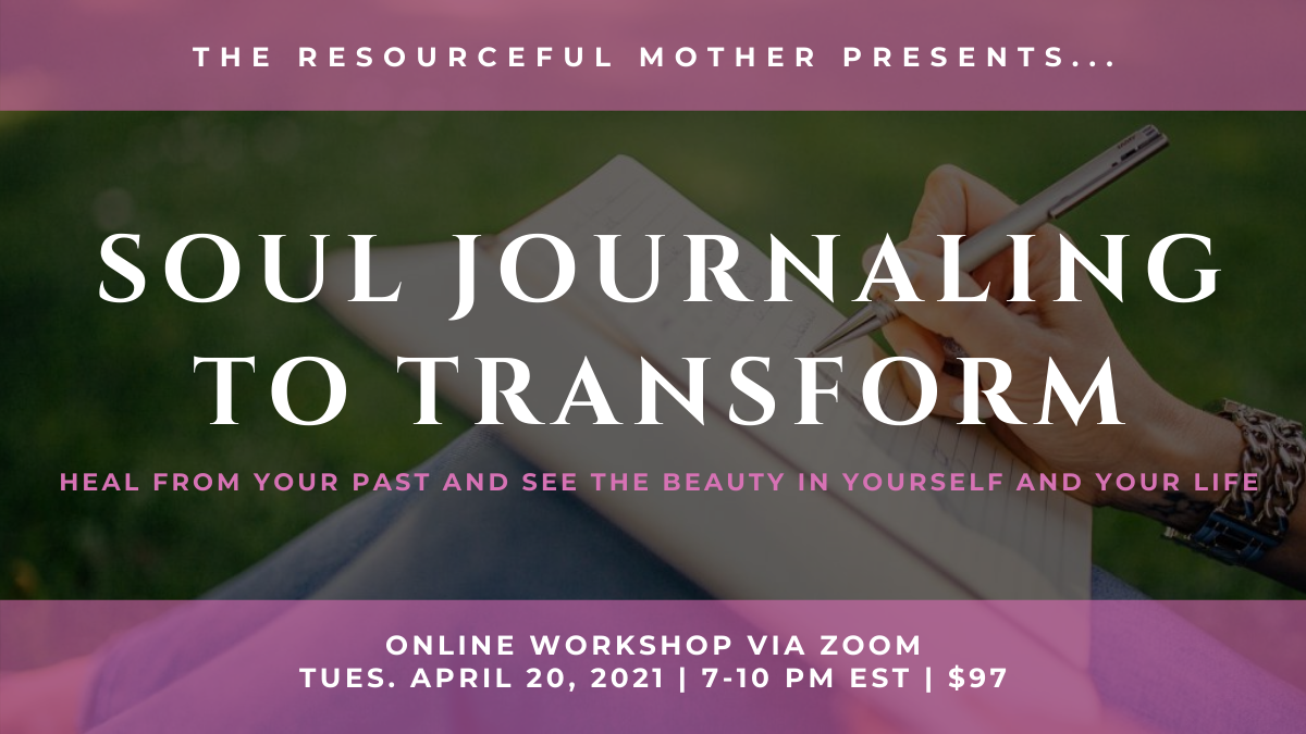 journaling to transform